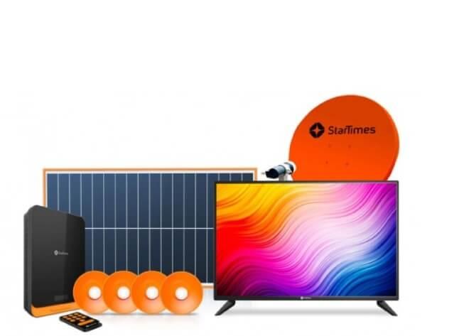 StarTimes Solar TV Price in Nigeria