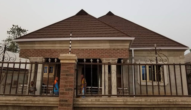 rainwater collector price in nigeria
