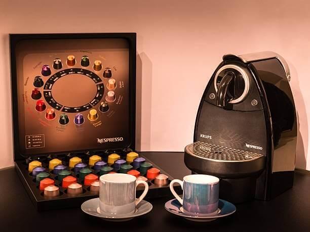 Nespresso Coffee Machine in Nigeria