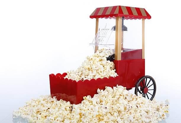 Gas Popcorn Machine Prices in Nigeria