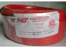 Nigerchin Cable Price List (October 2021)
