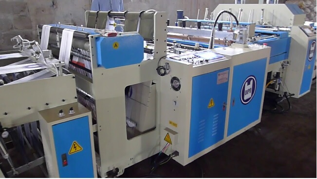 Nylon Bag Making Machine Prices in Nigeria