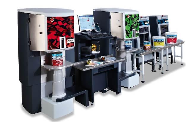 Paint Mixing Machine Prices in Nigeria