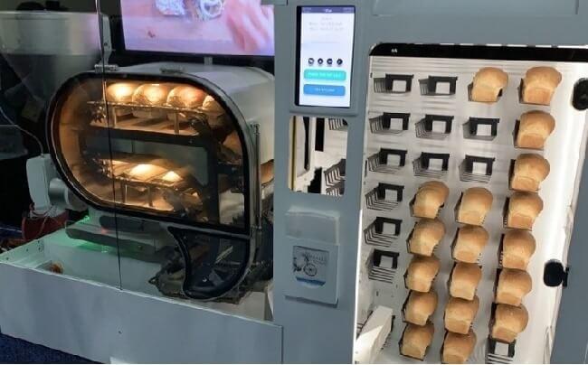 commercial bread making machine price in NIgeria