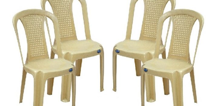 Armless Plastic Chairs Price List in Nigeria (2021)