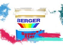 Berger Paints Nigeria Price List (September 2021)