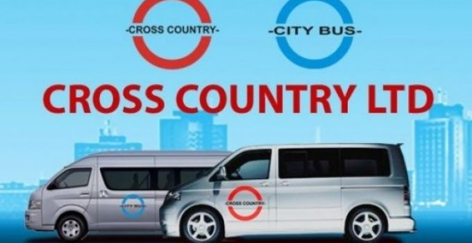 Cross Country Transport Price List (October 2021)