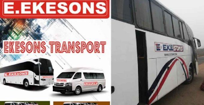 Ekeson Motors Price List (October 2021)