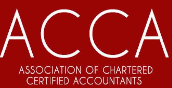 ACCA Exam Fees in Nigeria (September 2021)
