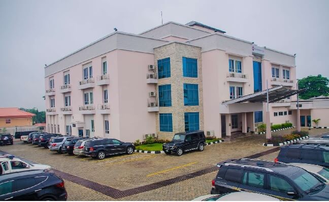 Hotels in Ibadan and Prices List