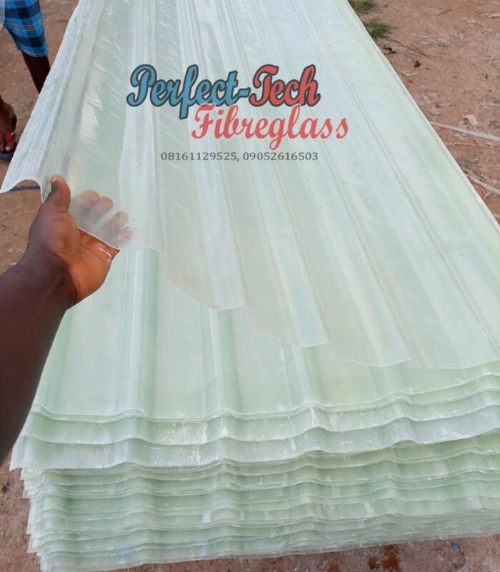 transparent roofing sheet 3